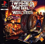 Twisted Metal World Tour (Sony PlayStation 1) (PAL) cover