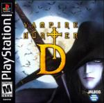 Vampire Hunter D (Sony PlayStation 1) (NTSC-U) cover