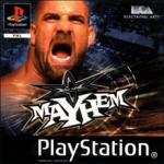 WCW Mayhem (Sony PlayStation 1) (PAL) cover