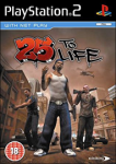 25 To Life (б/у) для Sony PlayStation 2