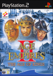 Age of Empires II: The Age of Kings (Sony PlayStation 2) (PAL) cover