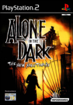 Alone in the Dark: The New Nightmare (Sony PlayStation 2) (PAL) cover