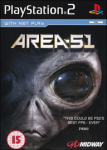 Area 51 Steelbook Edition (б/у) для Sony PlayStation 2