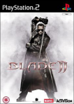 Blade II (Sony PlayStation 2) (PAL) cover