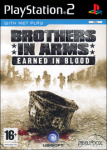 Brothers in Arms: Earned in Blood (Sony PlayStation 2) (PAL) cover