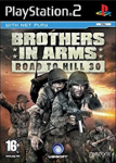 Brothers in Arms: Road to Hill 30 (Sony PlayStation 2) (PAL) cover