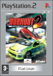 Burnout 2: Point of Impact Platinum (б/у) для Sony PlayStation 2