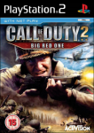 Call of Duty 2: Big Red One (Sony PlayStation 2) (PAL) cover