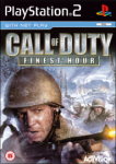 Call of Duty: Finest Hour (Sony PlayStation 2) (PAL) cover