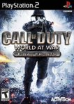 Call of Duty: World at War Final Fronts (б/у) для Sony Playstation 2