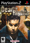 Dead to Rights (Sony PlayStation 2) (PAL) cover