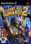 Destroy All Humans! 2 (б/у) для Sony PlayStation 2