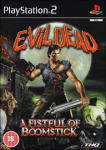 Evil Dead: A Fistful of Boomstick (Sony PlayStation 2) (PAL) cover