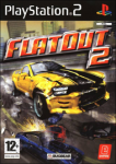 FlatOut 2 (Sony PlayStation 2) (PAL) cover