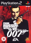 From Russia With Love (Sony PlayStation 2) (PAL) cover