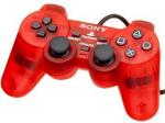 Геймпад DualShock 2 - Crimson Red (б/у) для Sony PlayStation 2