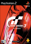 Gran Turismo 3: A-Spec (Sony PlayStation 2) (PAL) cover