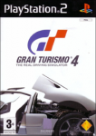Gran Turismo 4 (Sony PlayStation 2) (PAL) cover