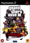Grand Theft Auto III (Sony PlayStation 2) (PAL) cover