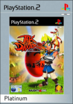 Jak and Daxter: The Precursor Legacy Platinum (б/у) для Sony PlayStation 2