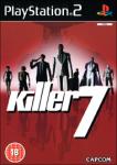 Killer7 (Sony PlayStation 2) (PAL) cover