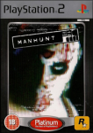 Manhunt Platinum (б/у) для Sony PlayStation 2