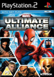 Marvel: Ultimate Alliance (Sony PlaySton 2) (PAL) cover