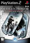 Medal of Honor: European Assault (Sony PlayStation 2) (PAL) cover