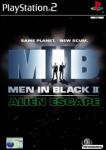 Men in Black II: Alien Escape (Sony PlayStation 2) (PAL) cover