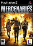 Mercenaries: Playground of Destruction (Sony PlayStation 2) (PAL) cover