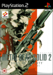 Metal Gear Solid 2: Sons of Liberty (Sony PlayStation 2) (PAL) cover