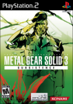 Metal Gear Solid 3: Subsistence (Sony PlayStation 2) (NTSC-U) cover