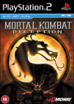 Mortal Kombat: Deception (Sony PlayStation 2) (PAL) cover