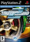 Need for Speed Underground 2 (Sony PlayStation 2) (PAL) cover