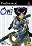 Oni (Sony PlayStation 2) (PAL) cover