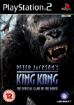 Peter Jackson's King Kong: The Official Game of the Movie (Sony PlayStation 2) (PAL) cover