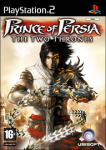 Prince of Persia: The Two Thrones (Sony PlayStation 2) (PAL) cover