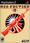 Red Faction II (Sony PlayStation 2) (NTSC-U) cover