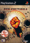 Red Faction II (Sony PlayStation 2) (PAL) cover