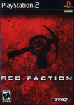 Red Faction (Sony PlayStation 2) (NTSC-U) cover