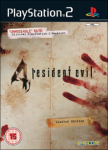 Resident Evil 4 (Limited Edition) (Sony PlayStation 2) (PAL) cover