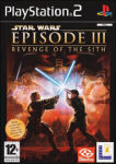 Star Wars Episode III: Revenge of the Sith (Sony PlayStation 2) (PAL) cover