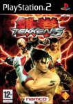 Tekken 5 (Sony PlayStation 2) (PAL) cover