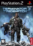 Terminator 3: The Redemption (Sony PlayStation 2) (PAL) cover