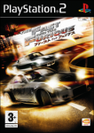The Fast and the Furious (Sony PlayStation 2) (PAL) cover