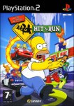 The Simpsons: Hit & Run (Sony PlayStation 2) (PAL) cover