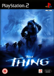 The Thing (Sony PlayStation 2) (PAL) cover