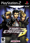 Time Crisis 3 (б/у) для Sony PlayStation 2
