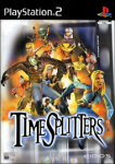 TimeSplitters (Sony PlayStation 2) (PAL) cover