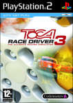 TOCA Race Driver 3 (Sony PlayStation 2) (PAL) cover